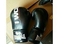 Brand New Lonsdale WCB 16oz Boxing Gloves