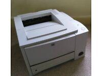 HP LaserJet 2200 mono duplex laser printer