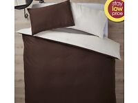 Double duvets with cover set