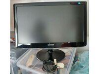 Samsung 24 inch Widescreen Monitor