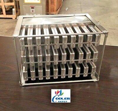 Popsicle Mold Making Popsicle POP MACHINE MAKER Ice Cream Freezer CaseMould MO3 Freezer Pop Mold