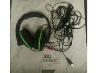 Turtle Beach Ear Force XL1 Headphones for Xbox 360