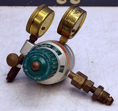 Air Products 2202 Oxygen Compressed Gas Regulator