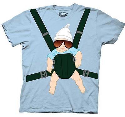 The Hangover Baby Carrier T-Shirt Alan Tee Shirt Costume M L XL XXL New - Alan Hangover Baby Costume