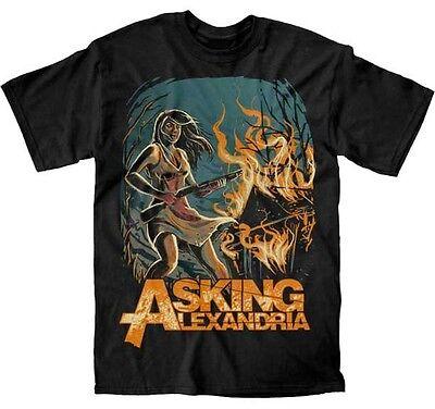 Asking Alexandria   Am I Insane   T Shirt S M L Xl 2Xl Brand New Official