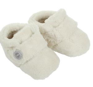 UGG Bixbee Infant Slippers - Vanilla
