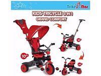 Kids Tricycle 3-in-1 with Handle