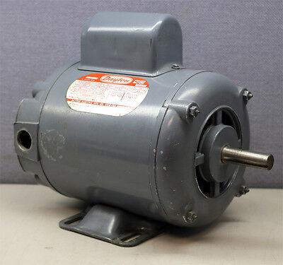 Dayton Electric 5k116u Hp General Purpose Motor 1725rpm