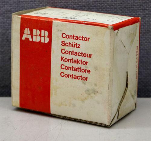 ABB Controls Inc. B16C-F 3-Pole 24V Contactor New FPL1811090R0101