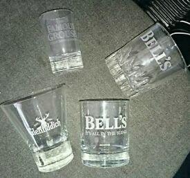 Whisky Scotch Glasses