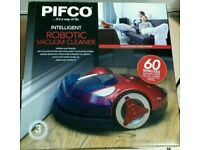 INTELLIGENT ROBOTIC VACUUM CLEANER RRP £69.99