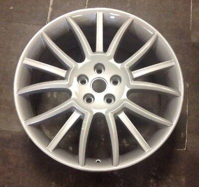 Maserati GranCabrio 2009 2010 99913 20201 aluminum OEM wheel rim 20 x 8.5