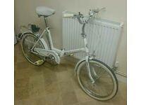 Vintage Folding Bike Bicycle universal 3 speed Sturmey archer