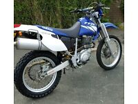 YAMAHA TTR600RE Only 4000 miles.