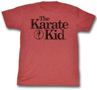 Karate Kid Logo Adult T Shirt Great Classic Movie Adult Groovy Shirt