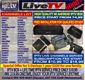 EUROPEAN IPTV WITH OVER 13000 CHANNELS | General Electronics
