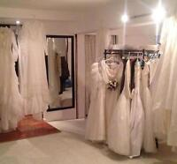 Bridal Gown Rental - assorted styles and sizes