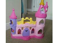 Fisher Price Little People Twirls Songs Palace Details