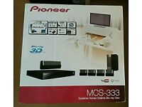 Pioneer MCS-333 Blu-ray Disc Surround System