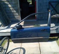Free 95 civic hatchback driver door