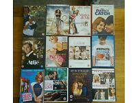 Romance / chick flick dvd collection