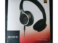 Sony MDR-10rc headphones 70 pound ono