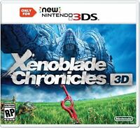 Xenoblade Chronicles 3D - for 3DS