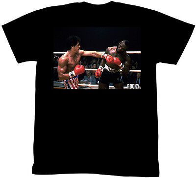 Rocky 3 Take That Clubber Lang Adult T Shirt Classic Movie ](Rocky 3 Clubber Lang)