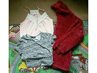 Size 12 small clothes bundle