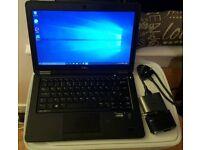 Ultra fast Dell Latitude E7250 Ultrabook i5-5300U 8GB 256 SSD, Win10 Pro 12.5'' RRP: £981