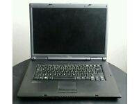 Fujitsu laptop. 2gb ram. Windows 7 + office