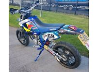 Yamaha dt 125 supermoto 2-stroke