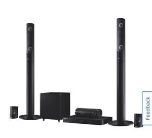 Samsung  j5530  home entertainment  system system