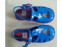Baby boy Thomas shoes sandle size 9