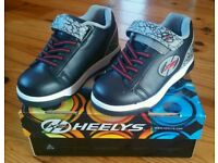 Heelys-Duel Up X2 Roller Shoes-SIZE 1-brand new