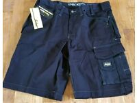 """Snickers work shorts size 38"""" waist"""