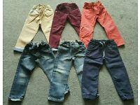 Bundle of Boy's Trousers 3-4 yrs
