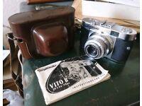 Voigtlander Vito B Original Small Finder Camera