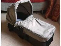Baby jogger compact carry cot (stone)