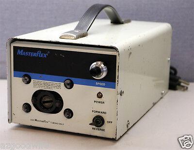 Cole-parmer Instruments Co. 7520-35 Masterflex Variable Speed Peristaltic Pump