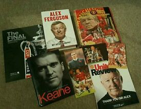 Manchester United Collectors Items