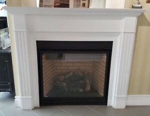 SHOWROOM FIREPLACE - NAPOLEON HIGH DEFINITION GAS FIREPLACE