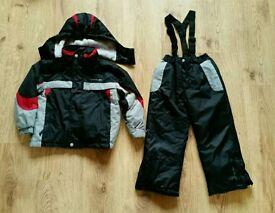 Trespass kids ski suit age 3 to 4