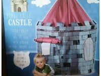 Castle tend. Brand new