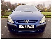 Bargain Peugeot 307 1.4LX