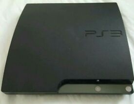 playstation 3 slim 320gb excellent condition great working order with 10 games and accessories