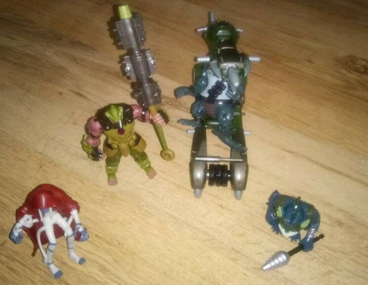 Thundercats toy bundle (bad guys)