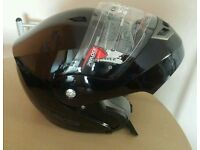 G-MAC Axis Motorcycle Helmet Size M 57 - 58 cm With Visor And Full Face Lift Brand New Unused