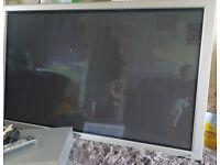 "Philips 50"" matchline plasma tv with surround sound"