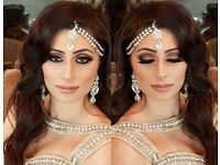 Asian bridal and party hair and makeup artist- prom/photoshoot
